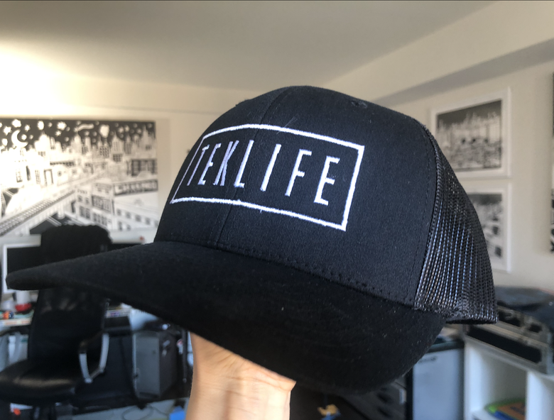 Image of TEKLIFE Tracker hat  ( Sample )