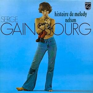 Serge Gainsbourg - Histoire de Melody Nelson (Philips - 1979)