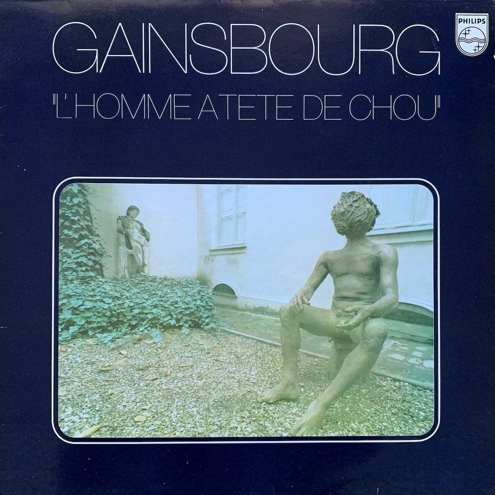 Gainsbourg - L'Homme À Tête De Chou (Philips - 1978)