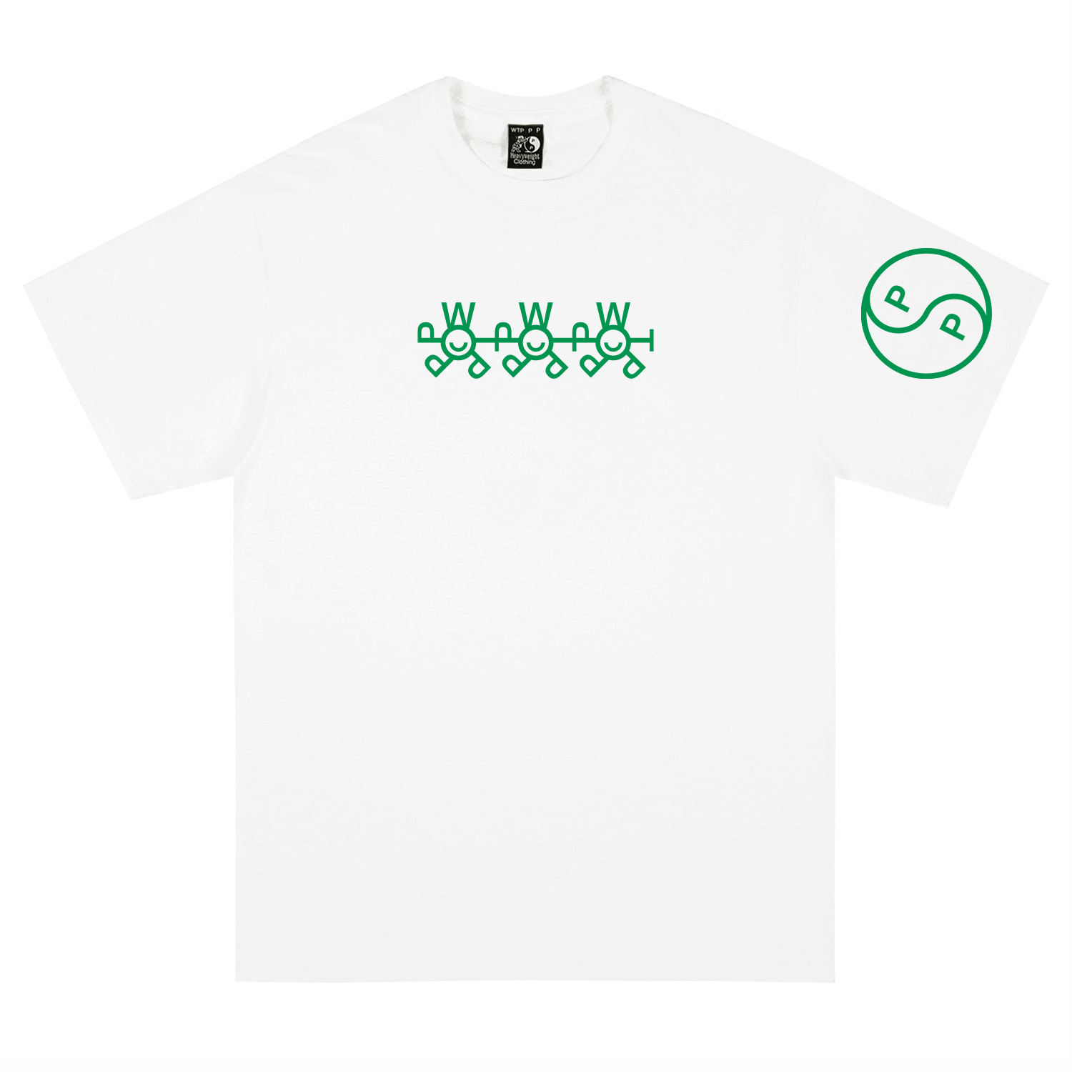 Image of Stick Together – Tee (Green)