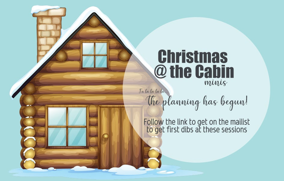 "Image of ""Christmas @ The Cabin"" minis"