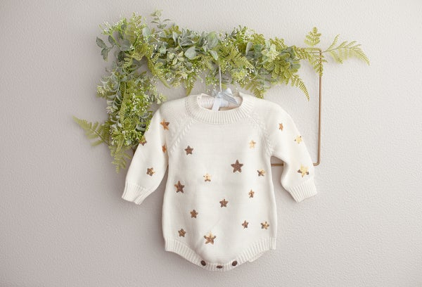 Image of Star Romper - 2 colors