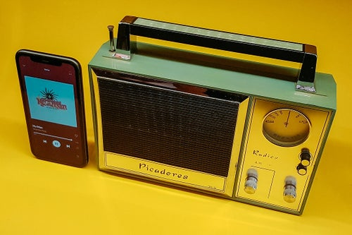 Image of PICADORES TRS12 (1970) SPEAKER BLUETOOTH PORTATILE