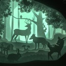 Image 1 of Enchanted Forest Night Light