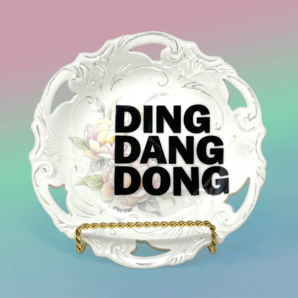 Image of Plates - Ding Dang Dong