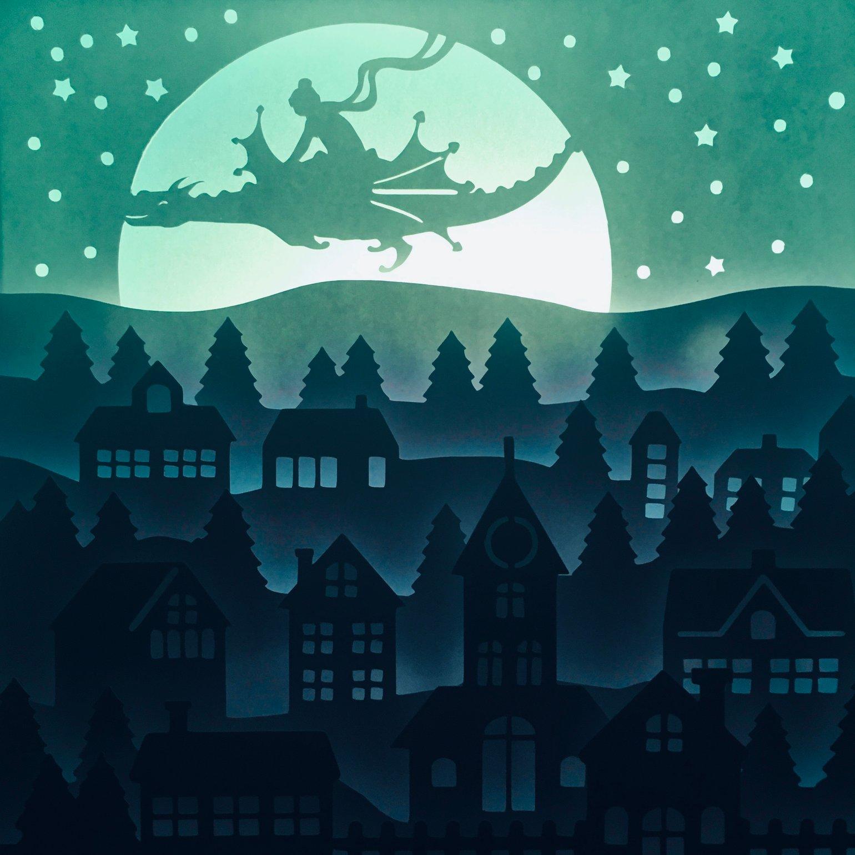 Image of Magic Dragon Night Light