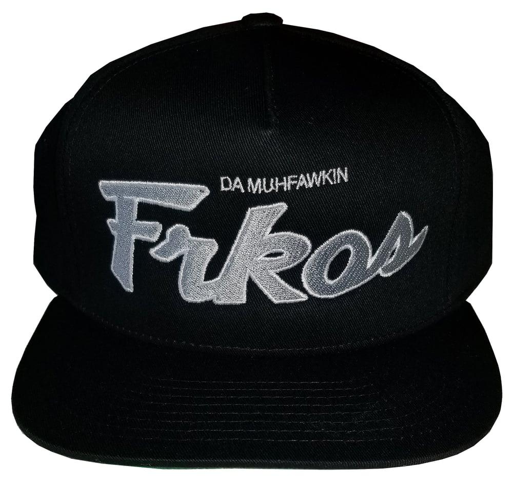 Image of D.M.F SNAPBACK HAT