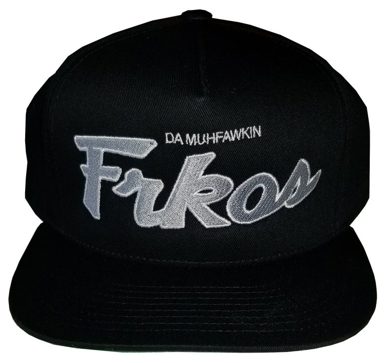 Image of D.M.F SNAPBACK HAT