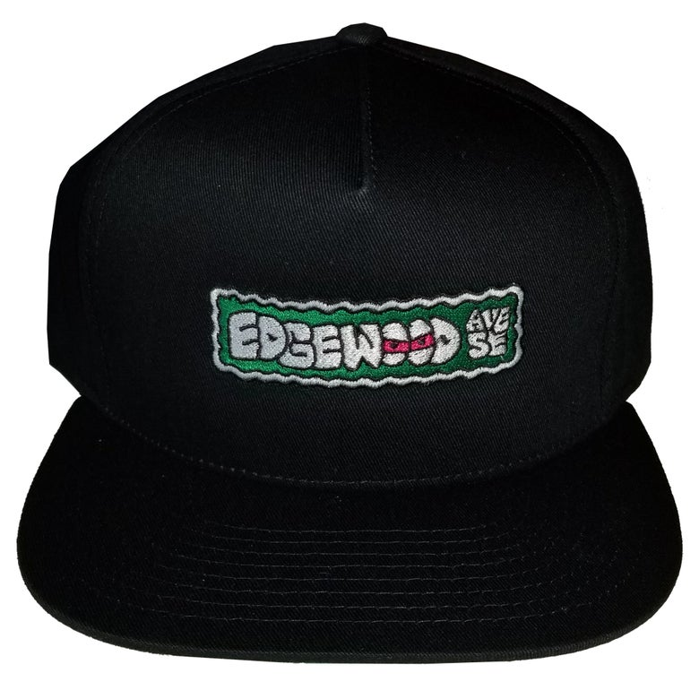 Image of EDGEWOOD AVE SNAPBACK HAT