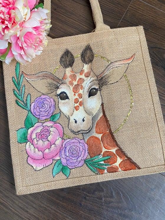 Image of Giraffe Bag