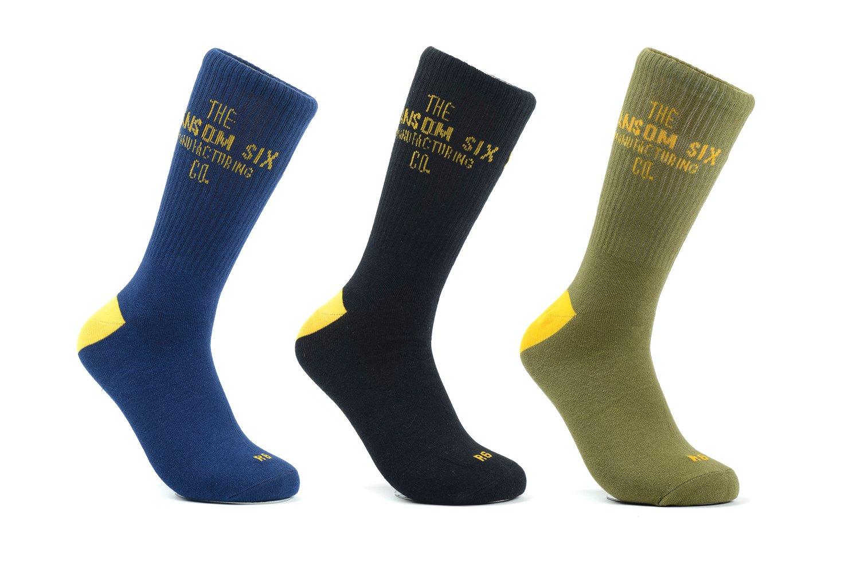 Image of Random Sox - Crew Sock - Three Color Options
