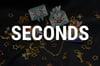 Enamel Pin Seconds