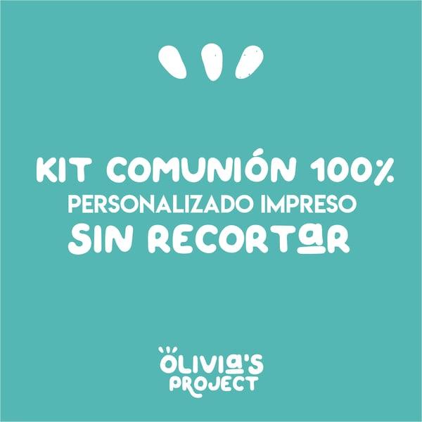 Image of Kit de Comunión 100% personalizado
