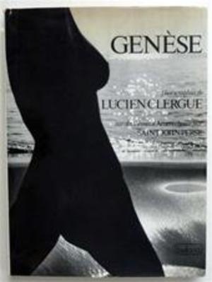 Lucien CLERGUE - Genèse (SIGNED)
