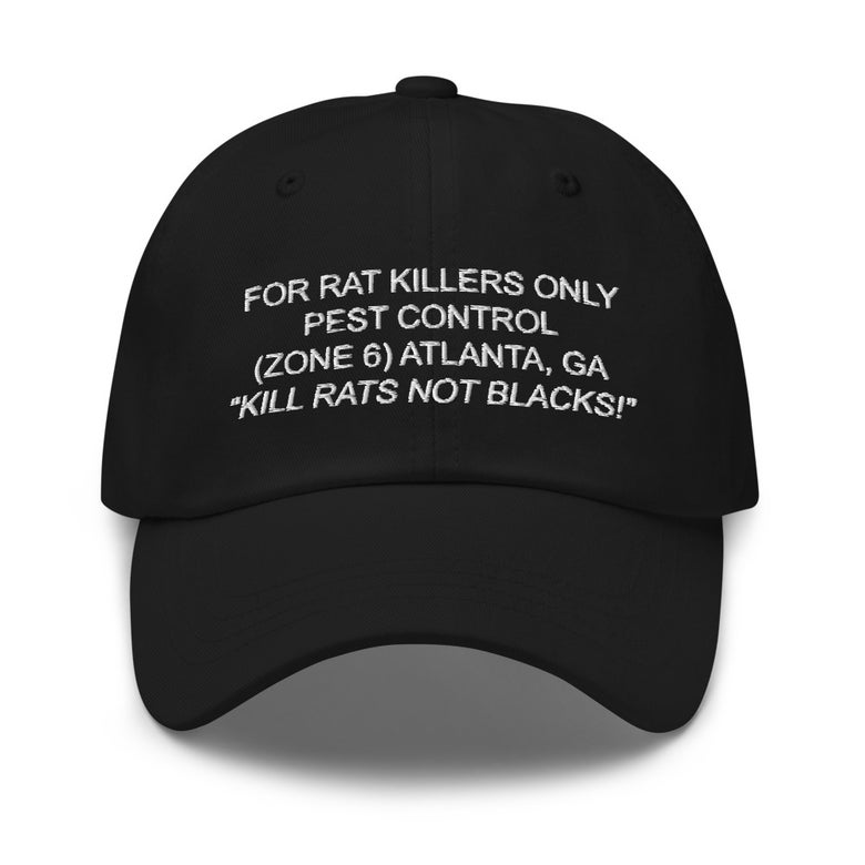 Image of PEST CONTROL DAD HAT