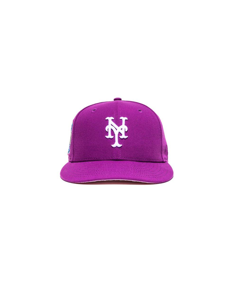Image of Hat Club x JaeTips- Purple Mets