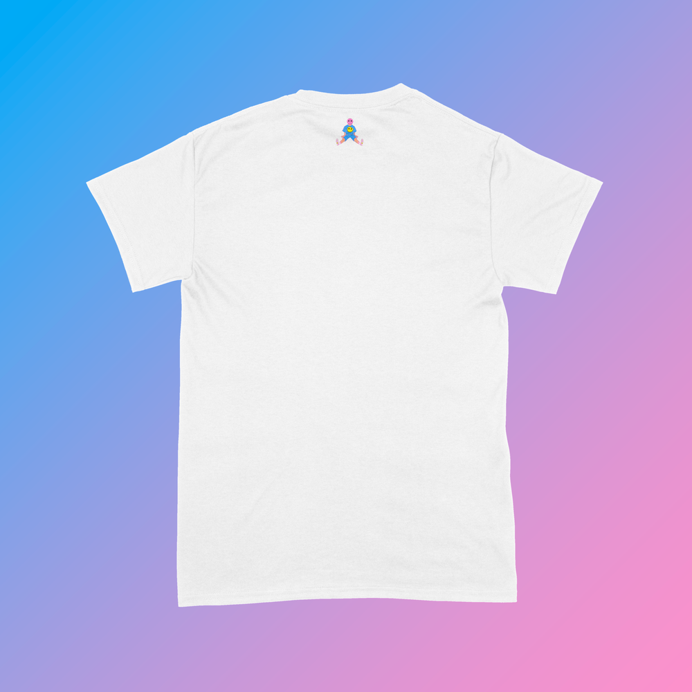 Image of Spring 2021: White Today Tee