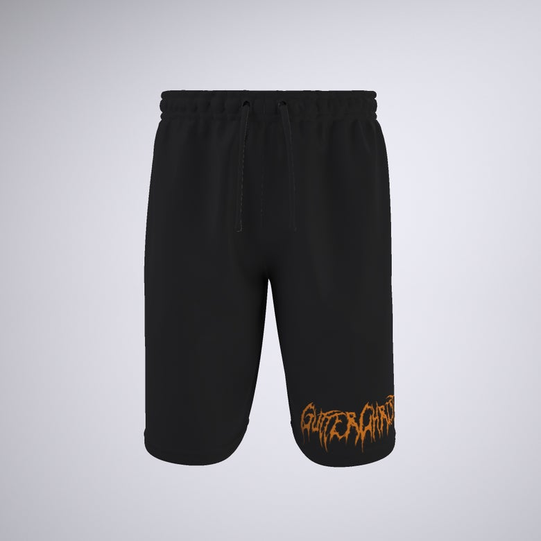Image of GUTTER CHRIST SHORTS (IN STOCK)