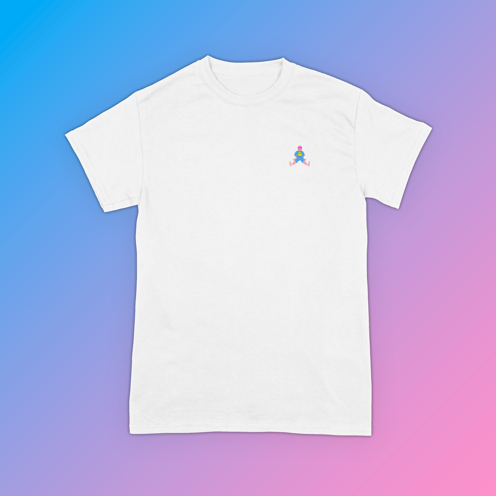 Image of Spring 2021 Collection: White Feel Good Tee