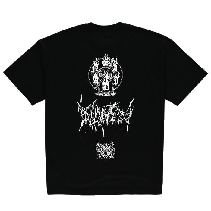 Saidan/Klanen split T-Shirt