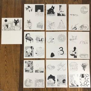 Image of Zine Drawings