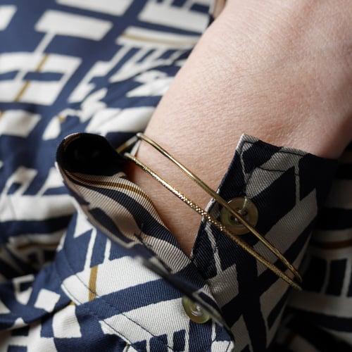 Image of Bracelet Jonc fin