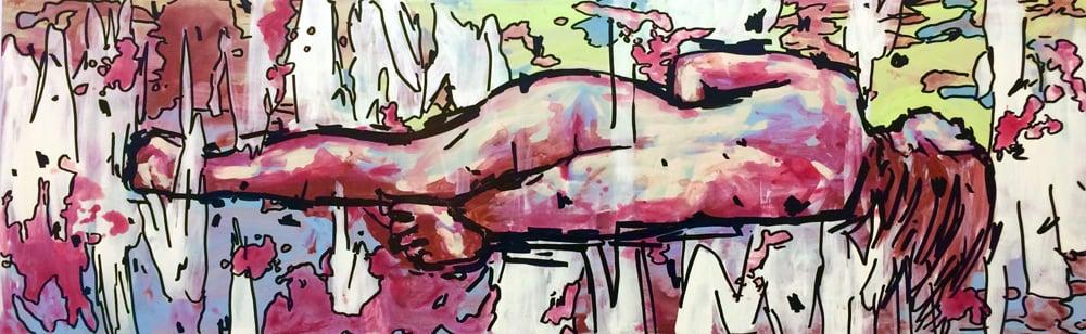 Image of Nude Study