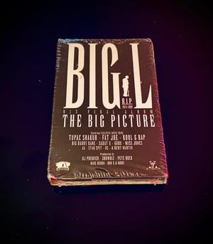 "Image of BIG L ""The Big Picture"" promo ‼️SEALED‼️"