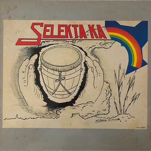 Selekta Ka - Zie Wouve Oui Oui (Liso Musique - 1981)
