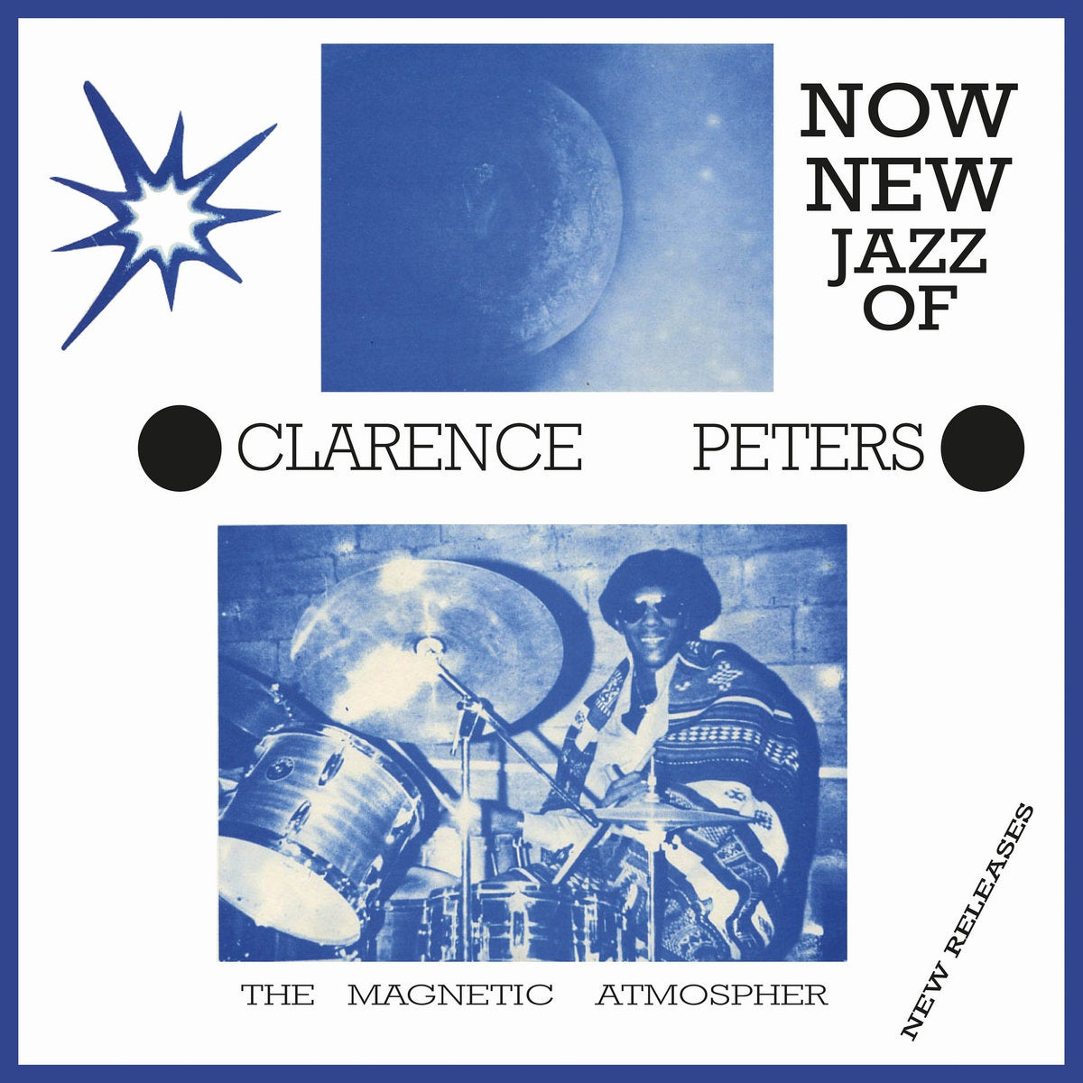 Clarence Peters Quartet - The Magnetic Atmospher (seriE.WOC - 2021)