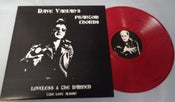 Image of LP. Dave Vanian & The Phantom Chords : Loveless & The Lost. Ultra Limited Coloured Vinyl.