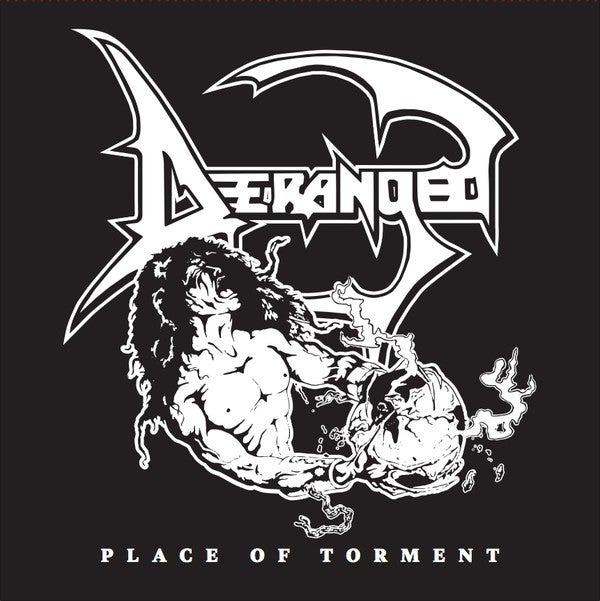 """DERANGED """"Place Of Torment"""" 12"""" EP"""