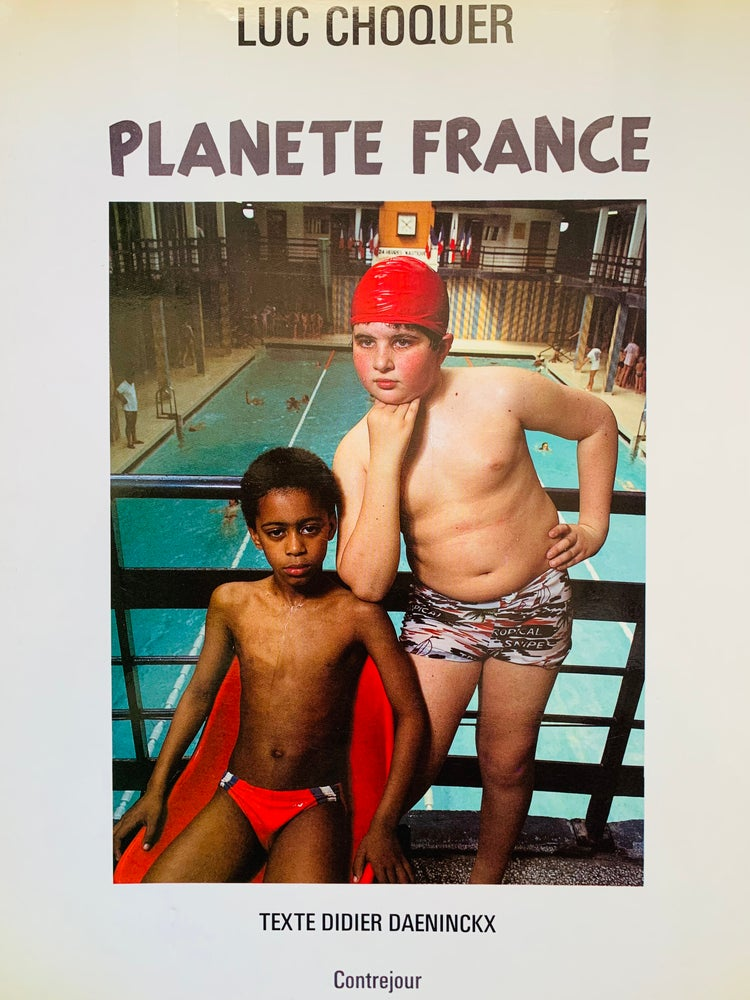 Image of (Luc Choquer)(Planete France)