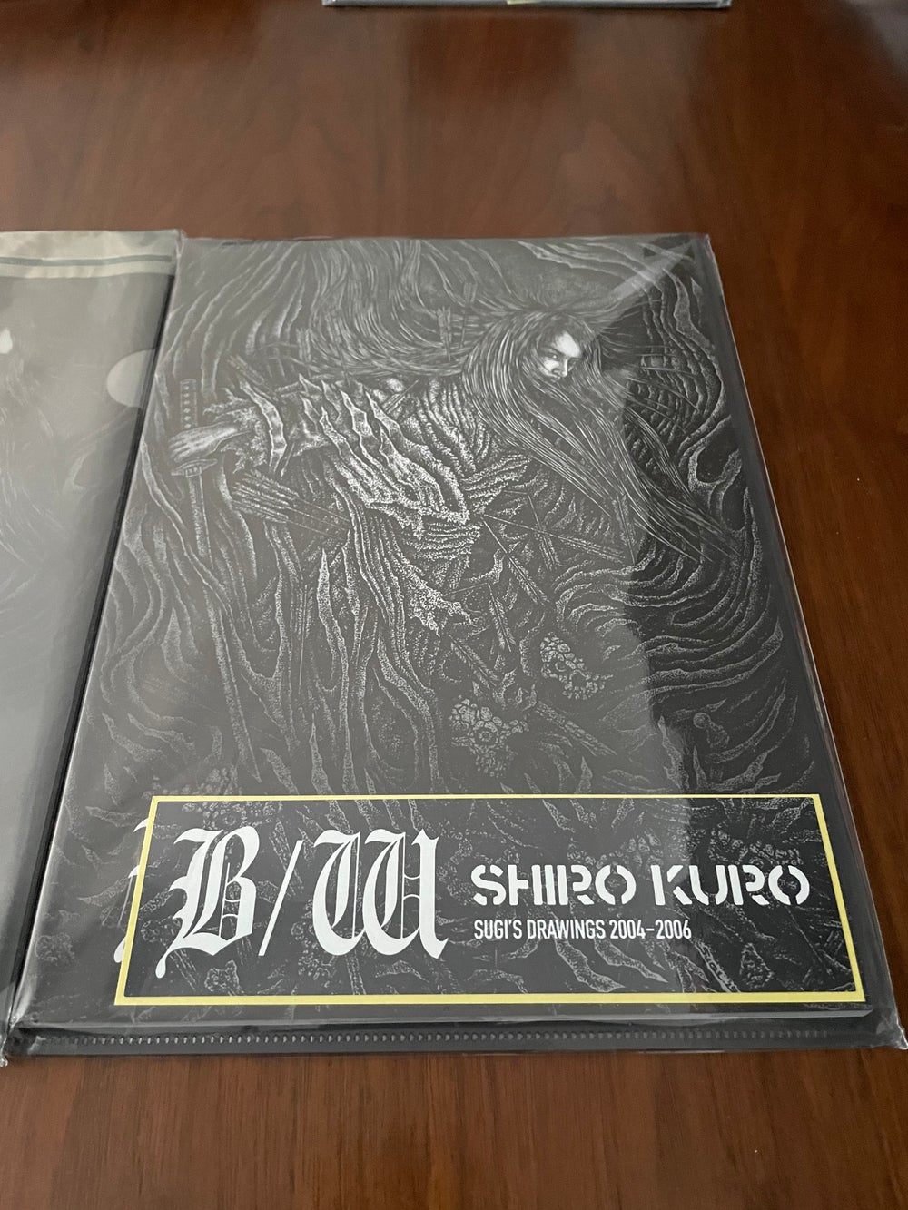 "SHIRO KURO (SUGI) ""Sugi's Drawings 2004-2006"" BOOK"