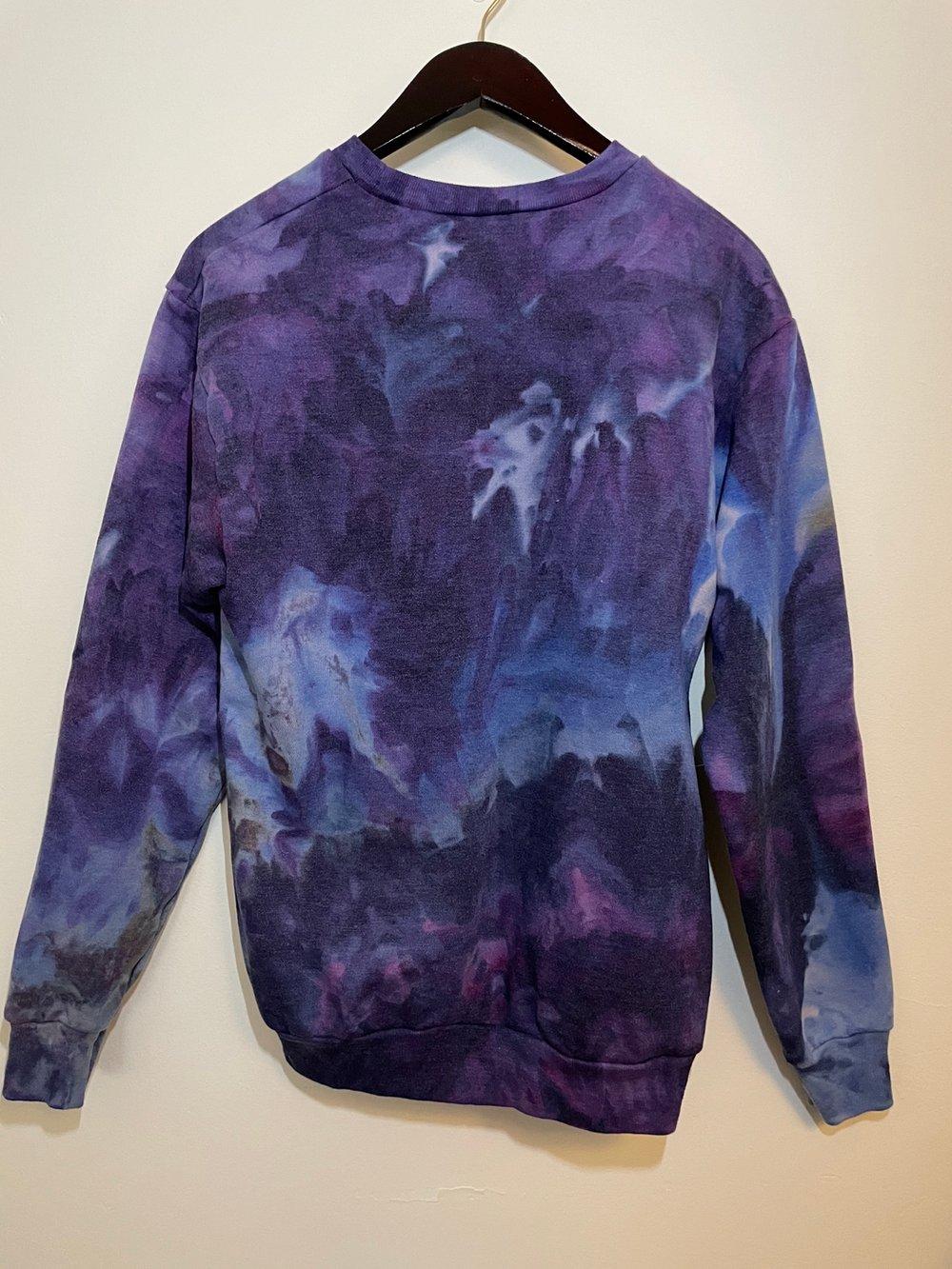 Tie-Dye Sweatshirt #2 - Medium