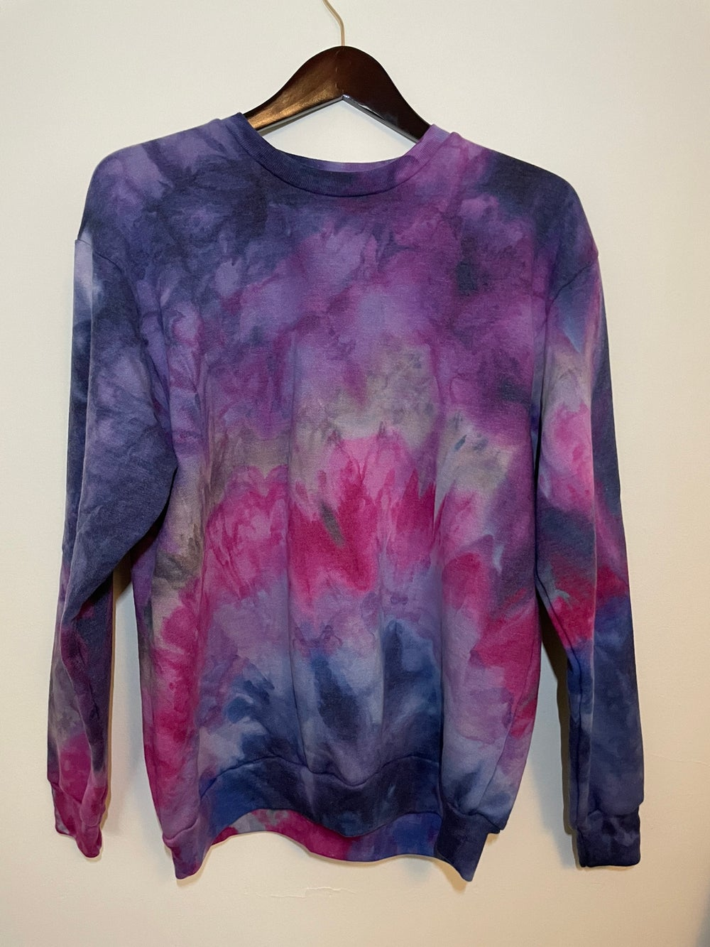 Tie-Dye Sweatshirt #3 - Large