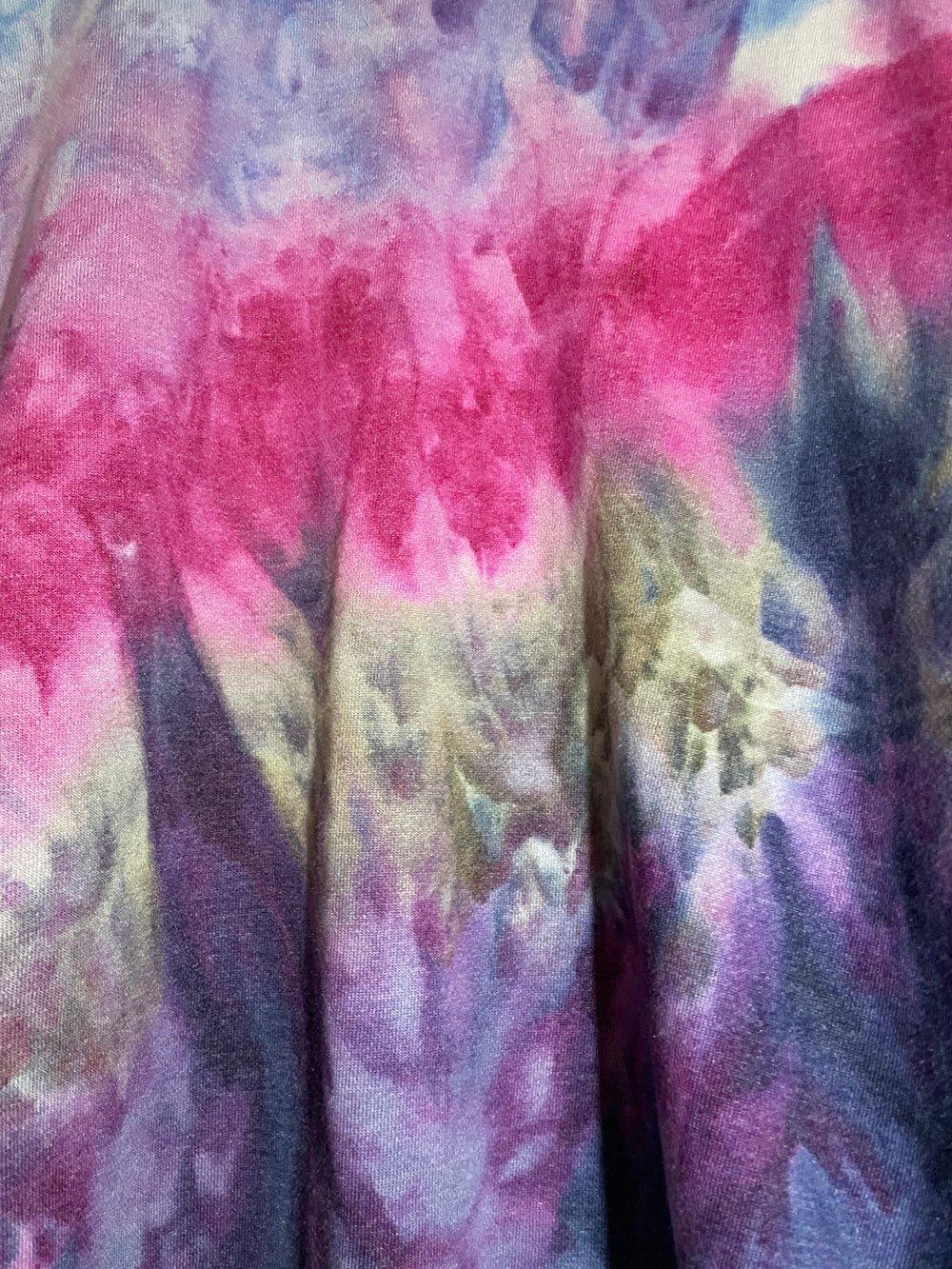 Tie-Dye Sweatshirt #4 - Medium