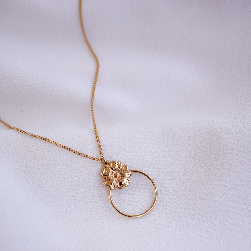 Image of Collier MINI HANA Doré