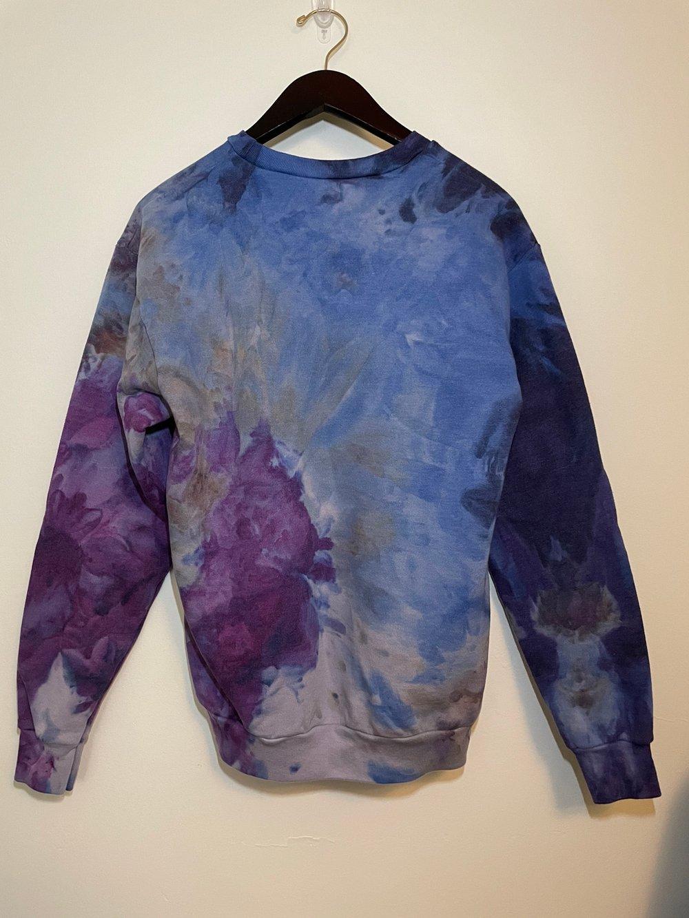 Tie-Dye Sweatshirt #5 - Medium