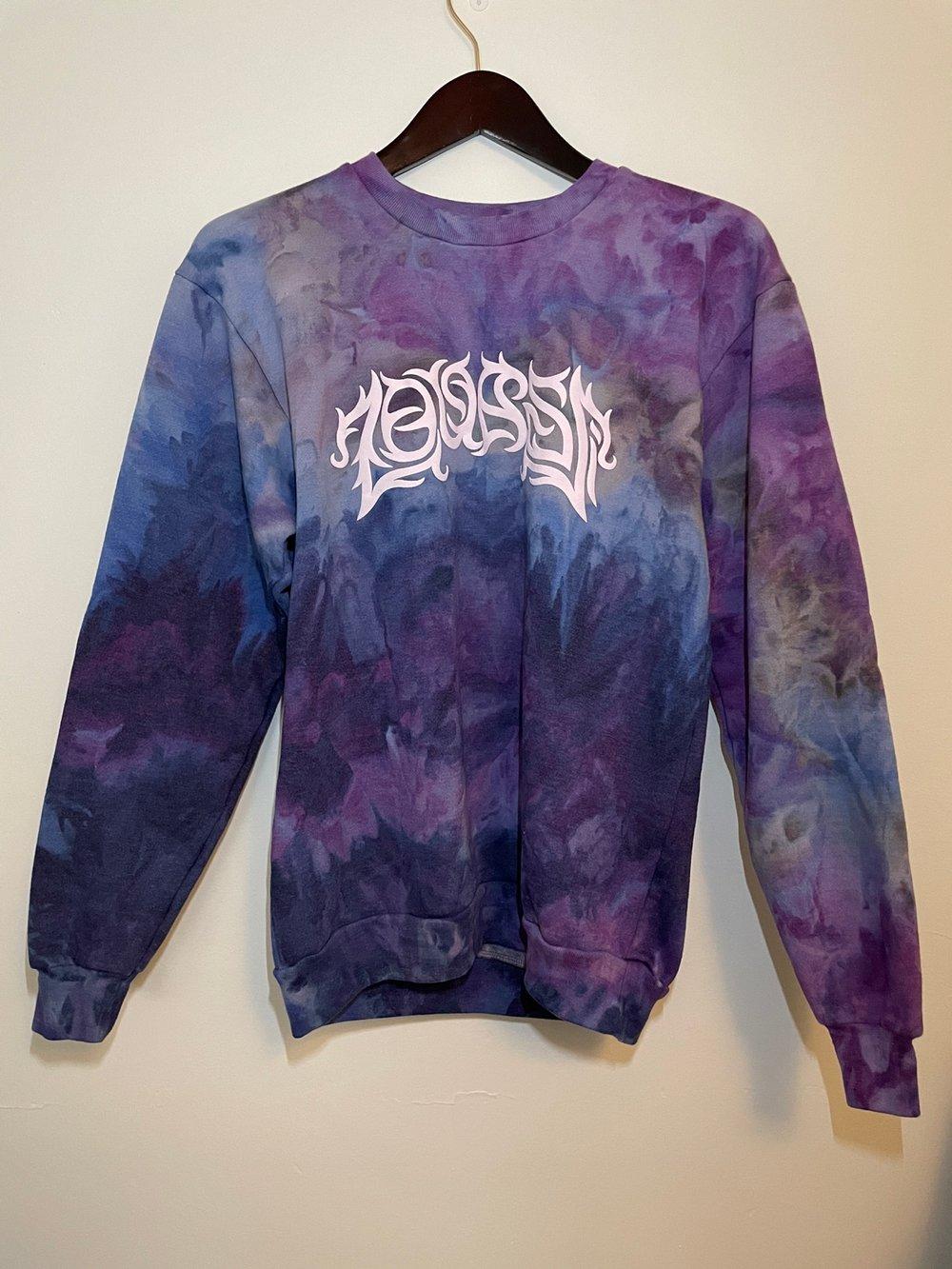Tie-Dye Sweatshirt #6 - Medium