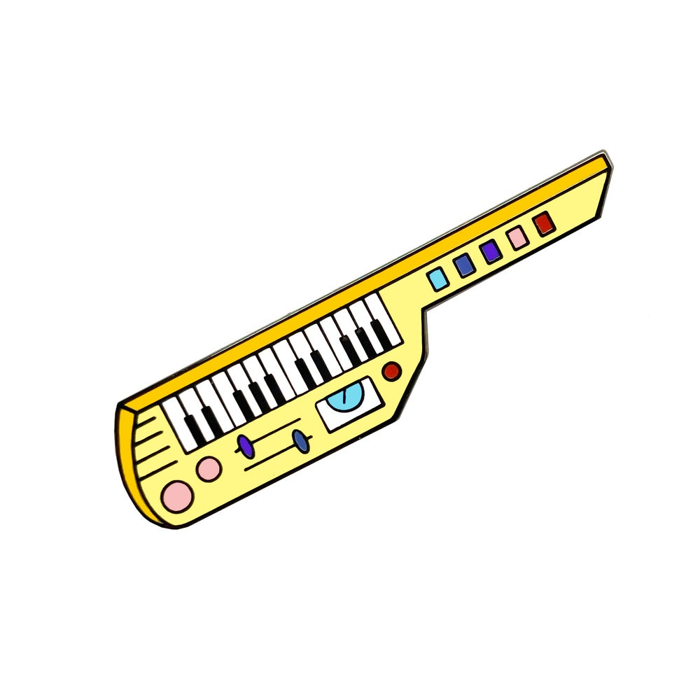 Image of Pin's SYNTH