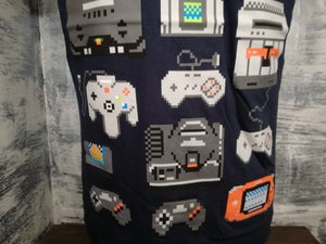 Image of Video games consoles t shirt