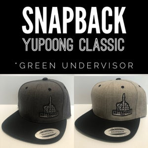 Image of SnapBack-Charcoal or Heather