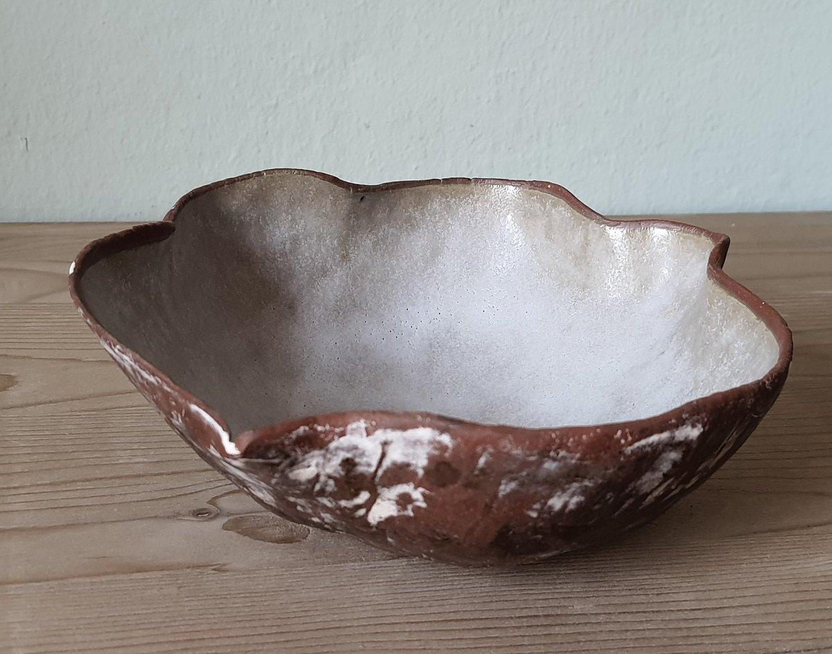 Image of Ciotola a foglia| GUSCI IN GRÈS