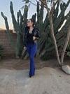 Selena Flare Jean's