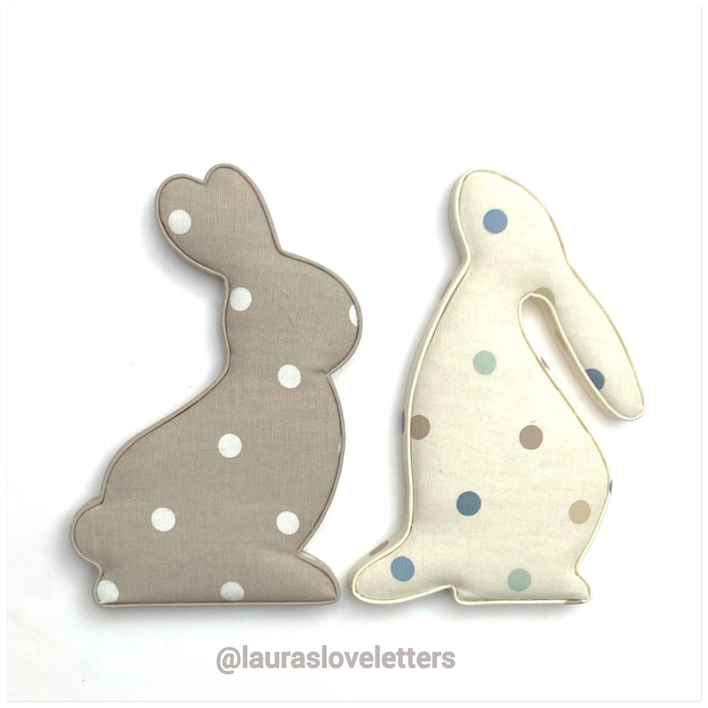Image of Fabric Rabbits & Hares