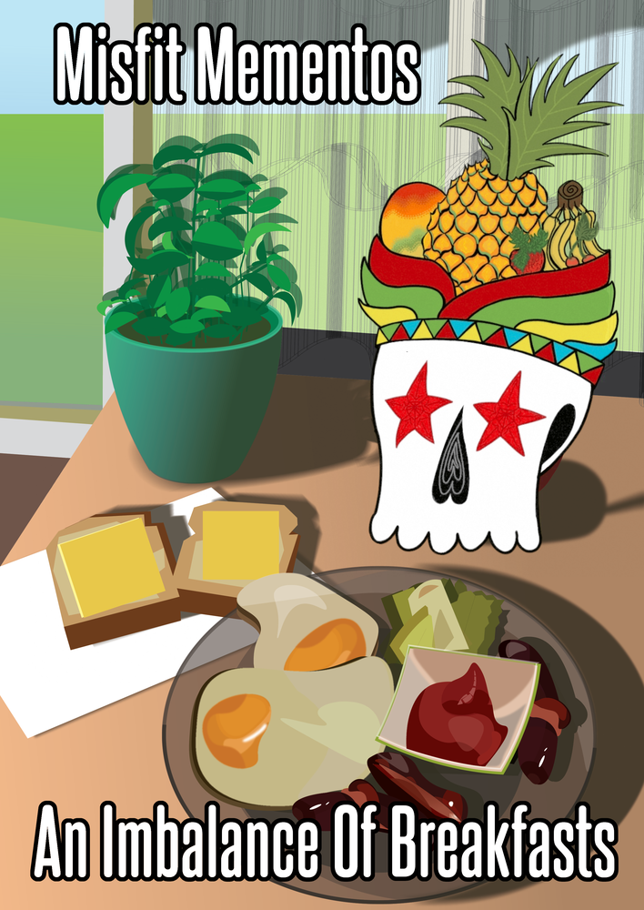 Image of An Imbalance Of Breakfasts Zine PREORDER