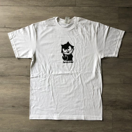 "Image of Feral Child ""Promo"" Tee"