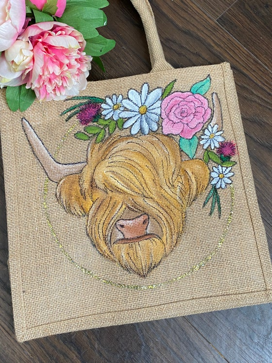 Image of Highland Cow Bag