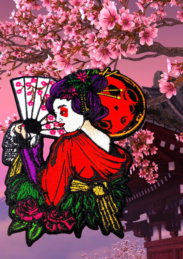 Image of Geisha